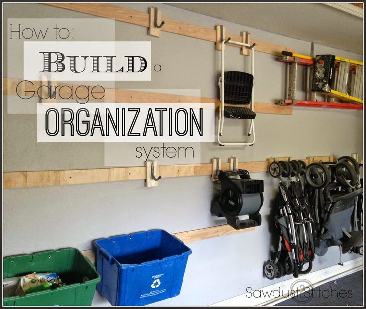 Best ideas about Cheap Garage Storage Ideas . Save or Pin Awesome DIY Garage Organization More Good Now.