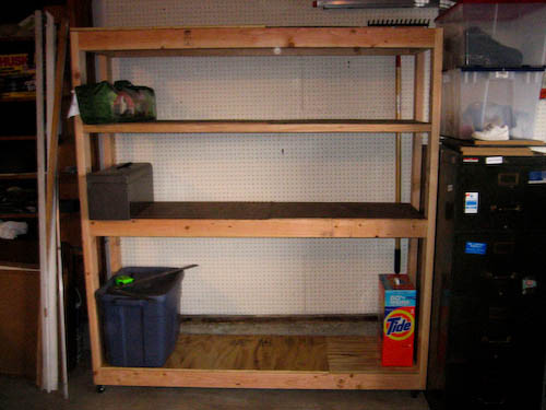 Best ideas about Cheap Garage Storage Ideas . Save or Pin Garage Shelving Ideas & Units 5 Must Ask Questions Now.