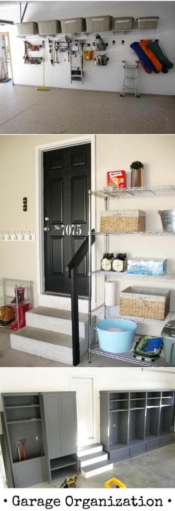 Best ideas about Cheap Garage Storage Ideas . Save or Pin Garage Organization 5 Quick and Cheap Garage Organizing Now.
