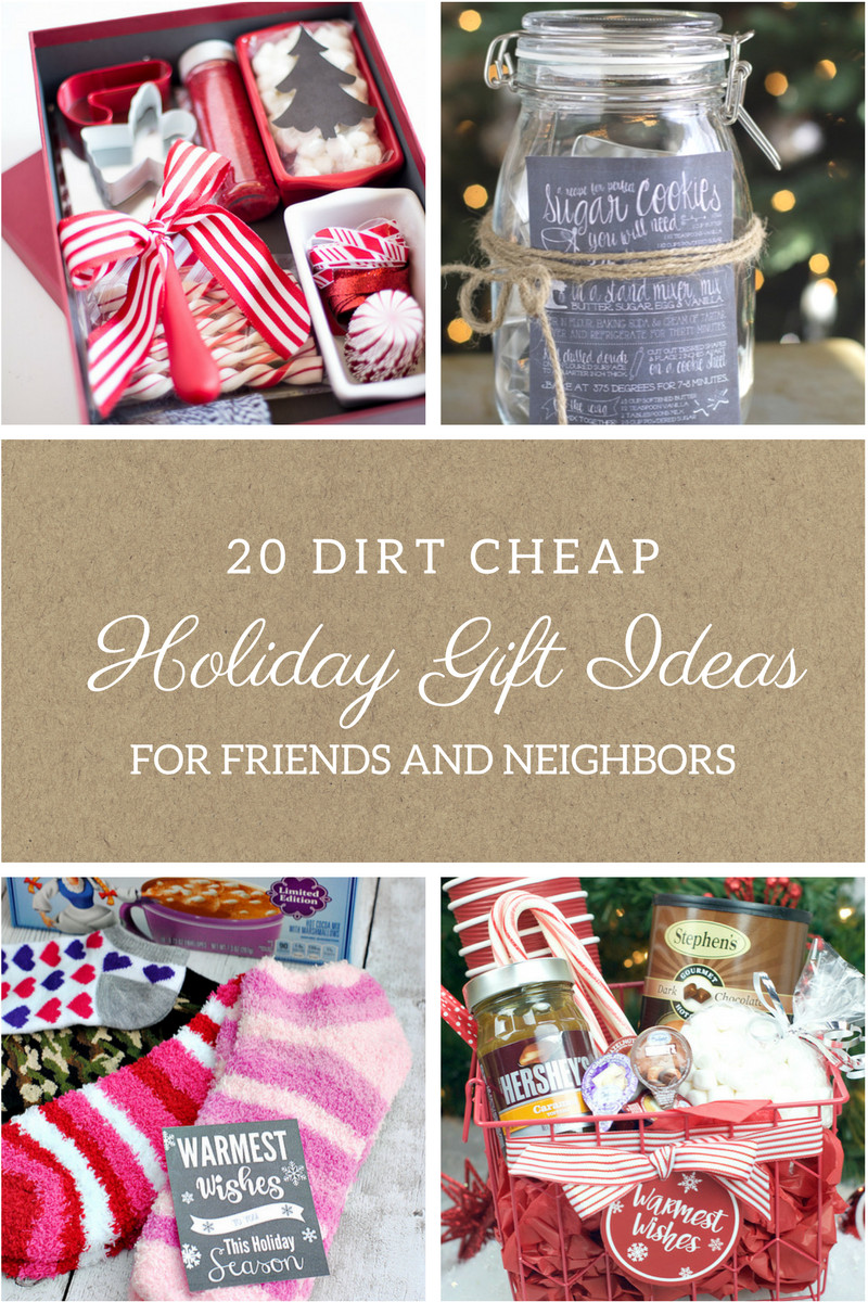 Best ideas about Cheap Gift Ideas . Save or Pin Christmas Christmas ts Gift Ideas Stocking Stuffers Now.