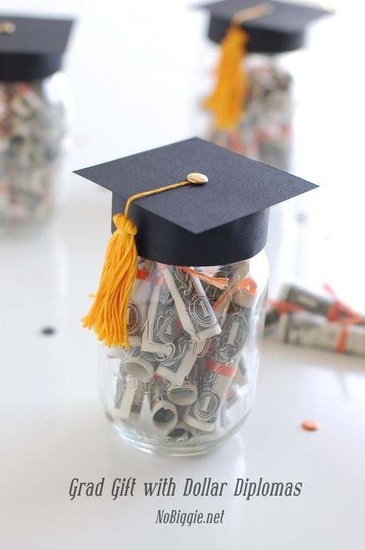 Best ideas about Cheap Graduation Gift Ideas . Save or Pin 12 Inexpensive DIY Graduation Gift Ideas Spaceships and Now.