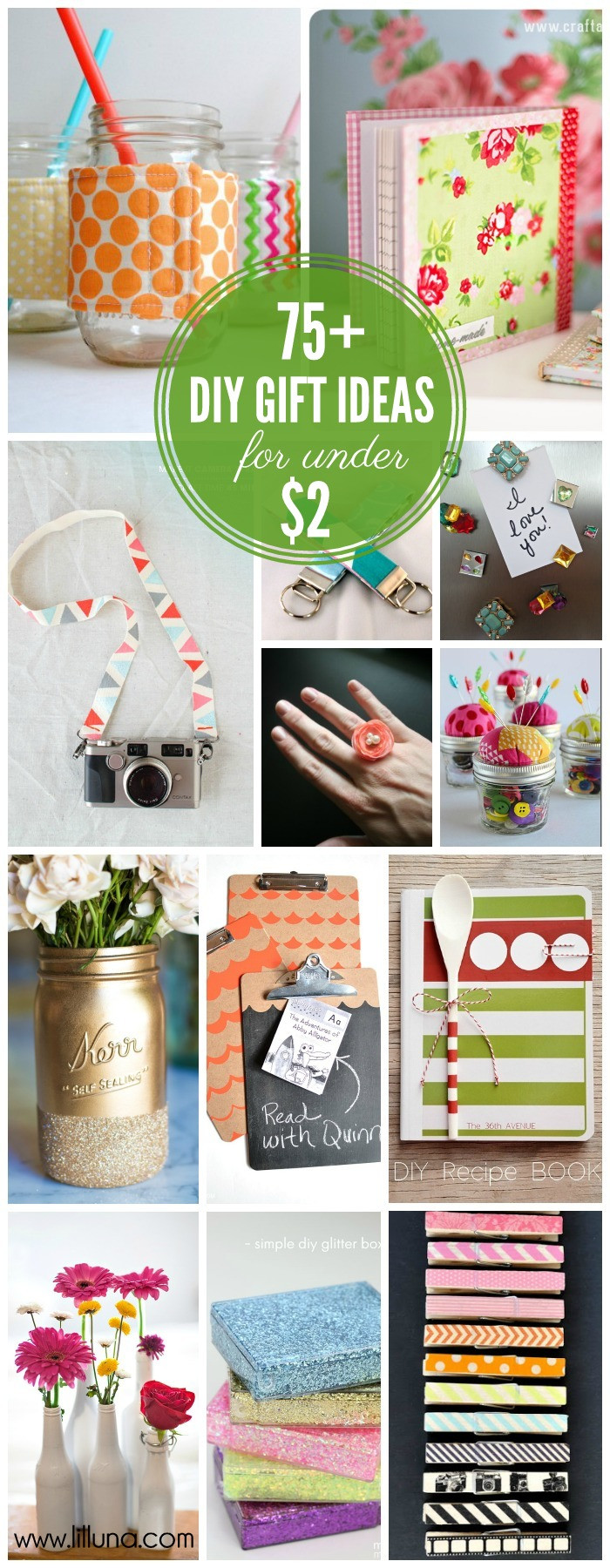 Best ideas about Cheap Holiday Gift Ideas . Save or Pin Inexpensive Gift Ideas Now.