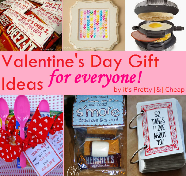 Best ideas about Cheap Valentines Day Gift Ideas . Save or Pin Pretty [&] Cheap Valentine s Day Gift Ideas Now.