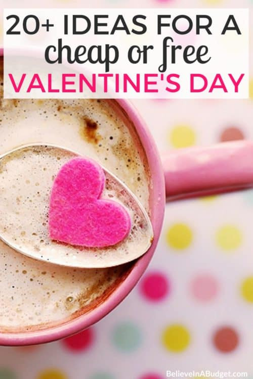 Best ideas about Cheap Valentines Day Gift Ideas . Save or Pin Cheap Valentine s Day Gift Ideas Believe In A Bud Now.