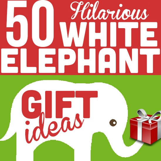Best ideas about Cheap White Elephant Gift Ideas . Save or Pin 50 Hilarious and Creative White Elephant Gift Ideas Now.