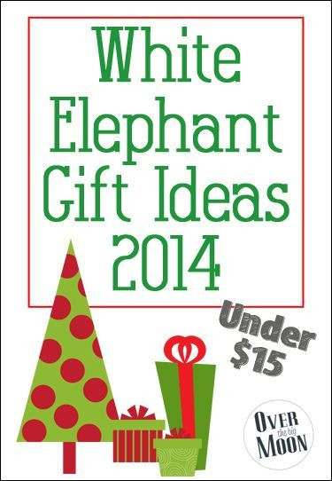 Best ideas about Cheap White Elephant Gift Ideas . Save or Pin White elephant t Elephant ts and White elephant on Now.