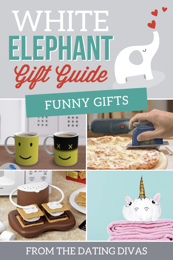 Best ideas about Cheap White Elephant Gift Ideas . Save or Pin 50 Fun White Elephant Gift Ideas for 2018 The Dating Divas Now.