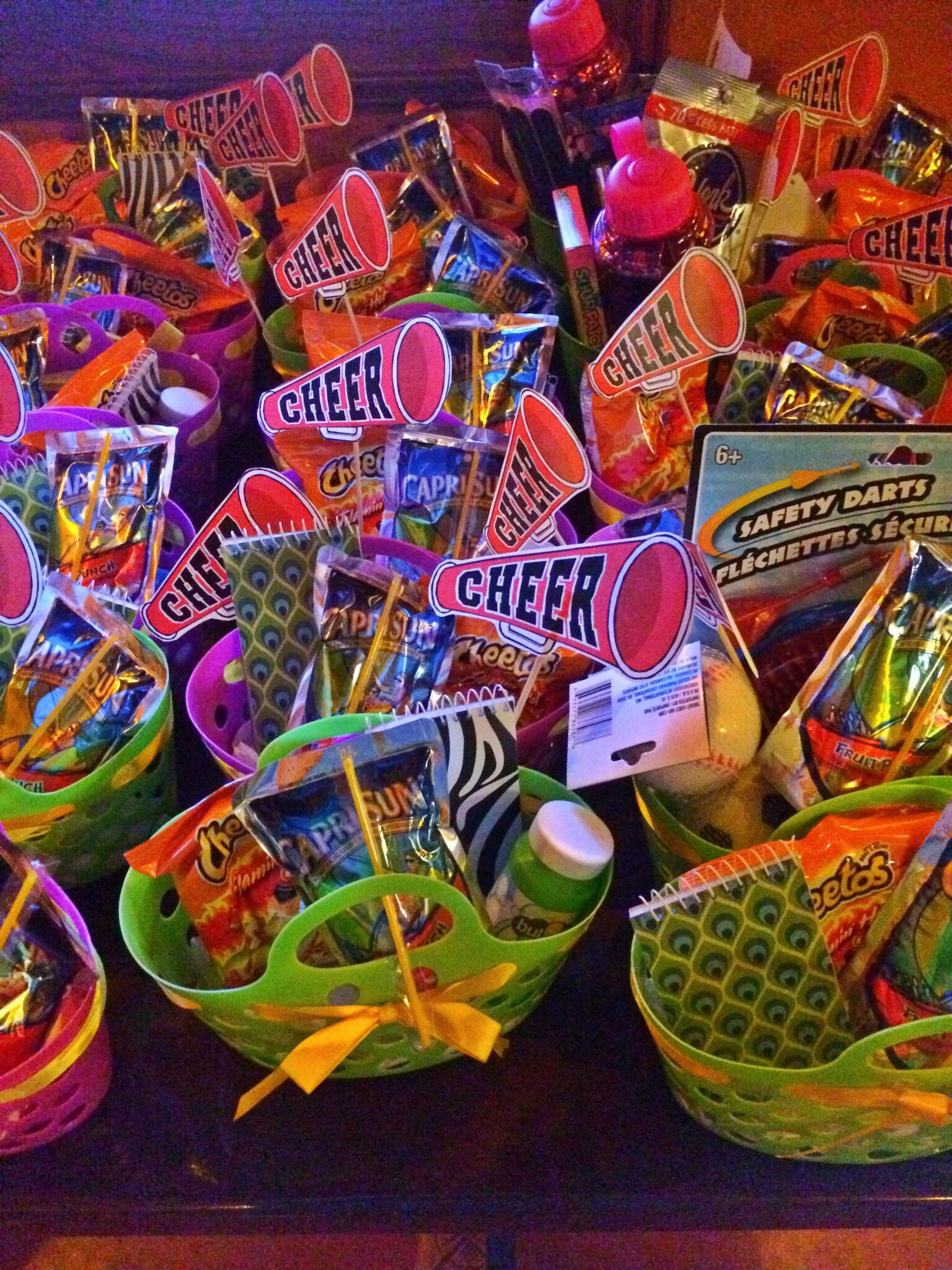 Best ideas about Cheerleader Gift Bags Ideas . Save or Pin Cute Cheerleader Gifts Perfect for petition Now.