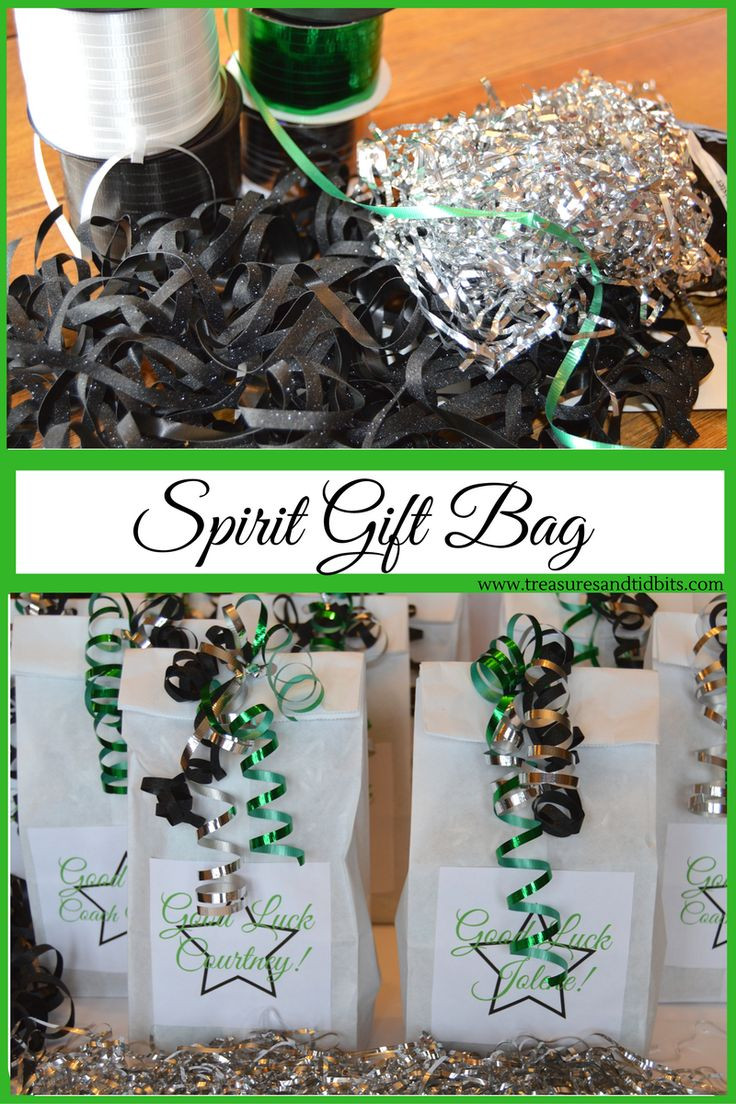 Best ideas about Cheerleader Gift Bags Ideas . Save or Pin 25 unique Cheer t bags ideas on Pinterest Now.