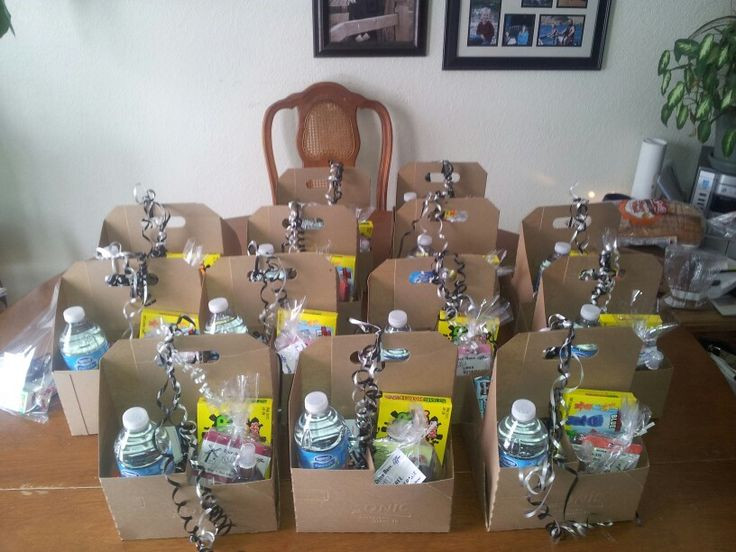 Best ideas about Cheerleader Gift Bags Ideas . Save or Pin Centennial cheer goo bags All things cheer Now.