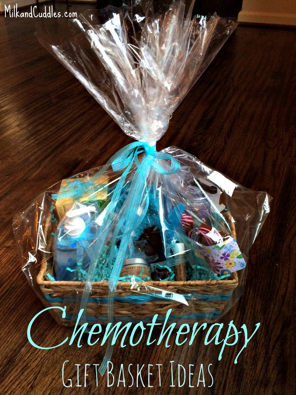 Best ideas about Chemo Gift Ideas . Save or Pin Gift Basket Ideas for someone going through Chemo Now.