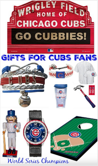 Best ideas about Chicago Cubs Gift Ideas . Save or Pin Chicago Cubs Fan Gift Ideas World Series Champions Now.
