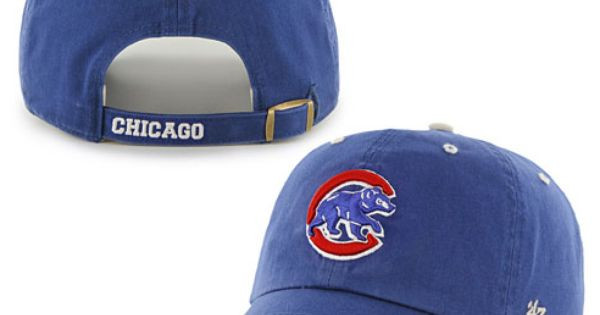 Best ideas about Chicago Cubs Gift Ideas . Save or Pin Chicago Cubs Walking Bear Ice Cleanup Adjustable Cap BY Now.