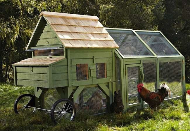 Best ideas about Chicken Coop DIY . Save or Pin DIY Chicken Coops 15 Inspiring Designs Bob Vila Now.
