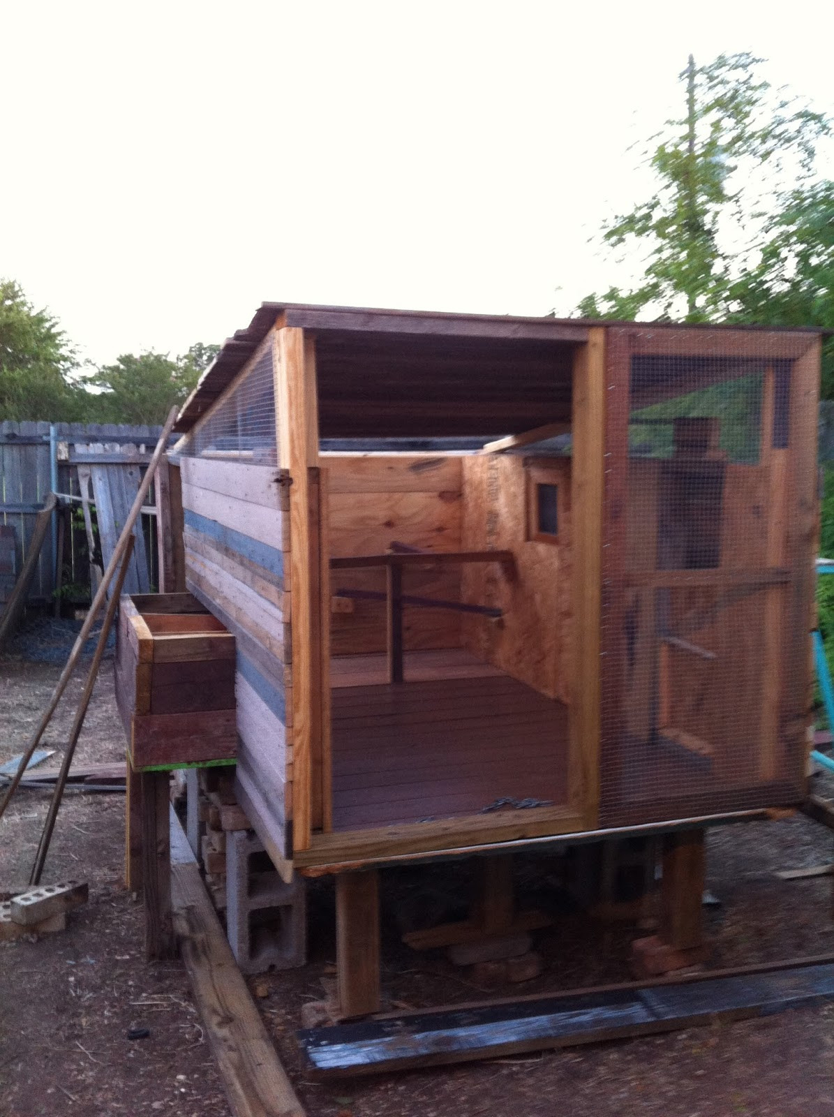 Best ideas about Chicken Coop DIY . Save or Pin Making Home Our Cheap Blueprint less DIY Chicken Coop Now.