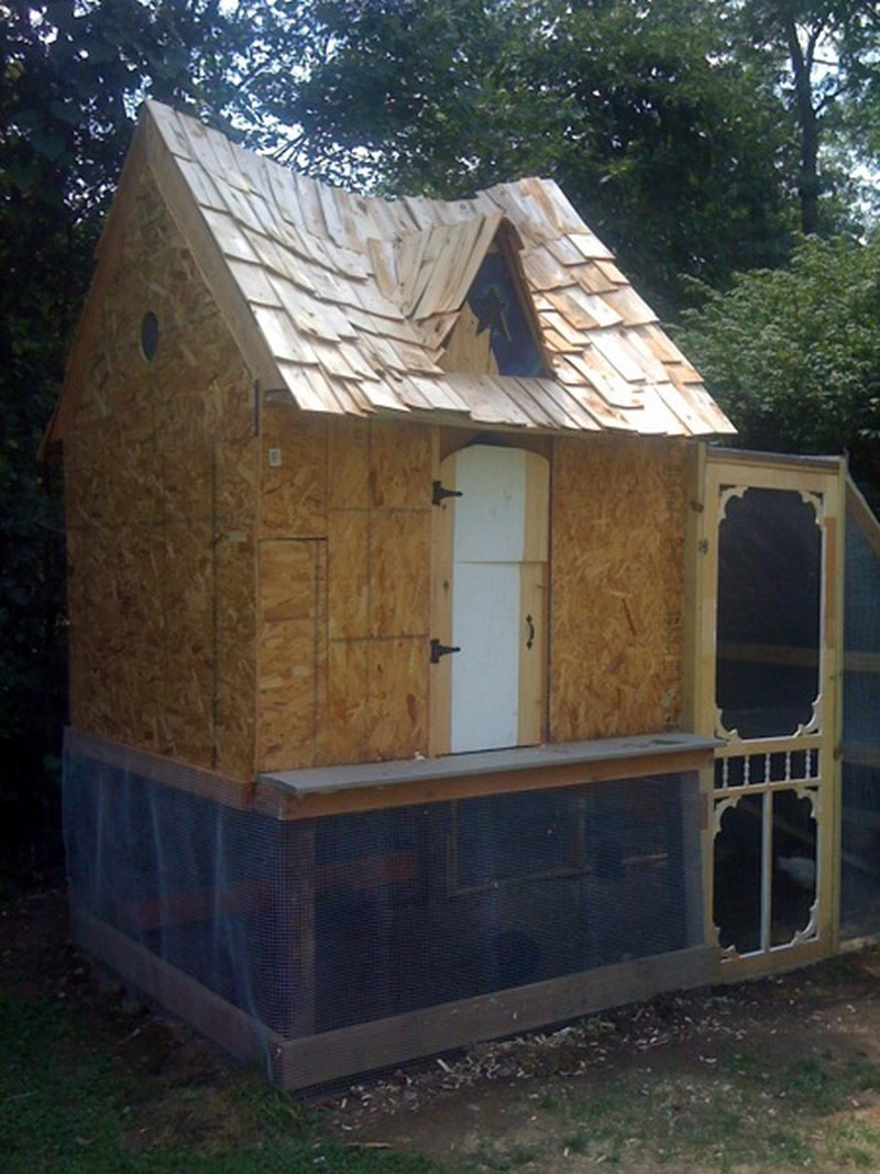 Best ideas about Chicken Coop DIY . Save or Pin DIY Chicken Coop Now.