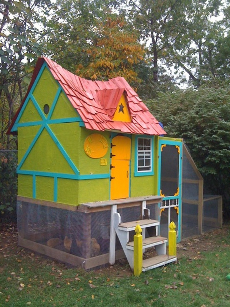 Best ideas about Chicken Coop DIY . Save or Pin Chicken Coop Projects – The Owner Builder Network Now.