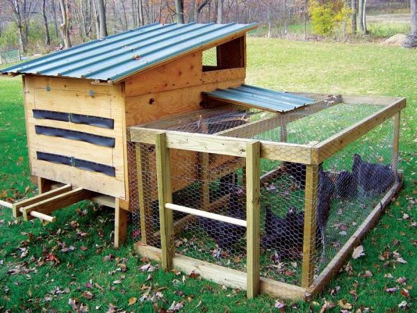 Best ideas about Chicken Coop DIY . Save or Pin Country Lore DIY Portable Chicken Coops Now.