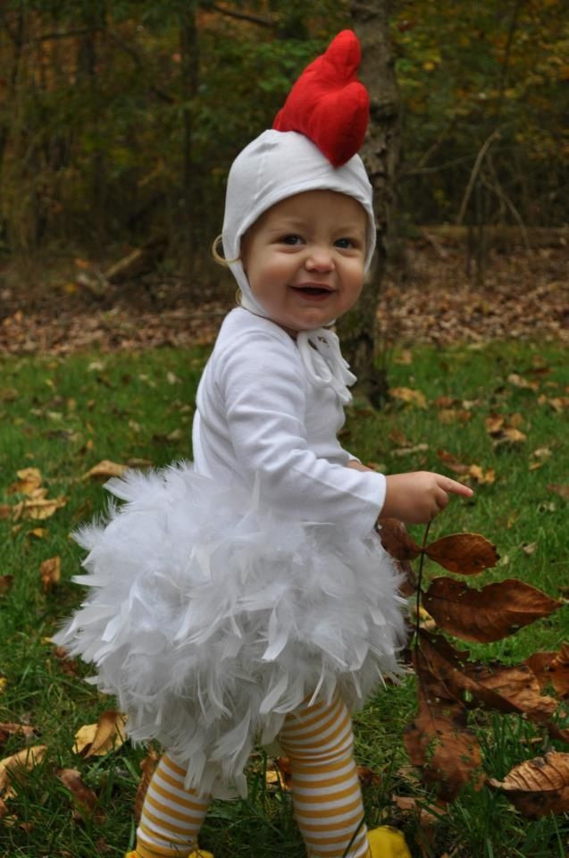 Best ideas about Chicken Costume DIY . Save or Pin Chicken Costume Now.