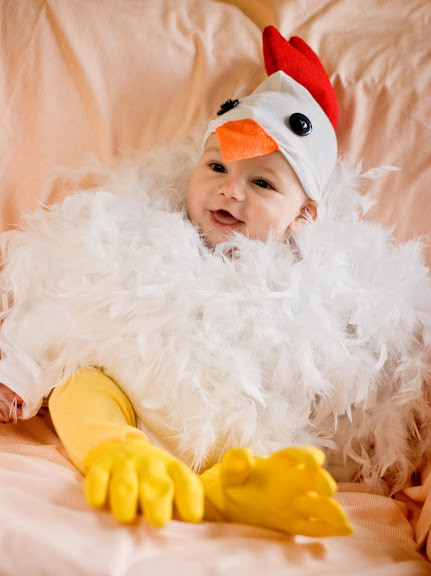 Best ideas about Chicken Costume DIY . Save or Pin Homemade animal costumes C R A F T Now.
