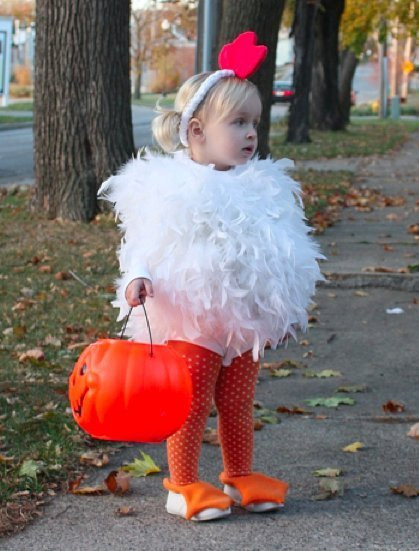 Best ideas about Chicken Costume DIY . Save or Pin Making a Chicken Costume Now.