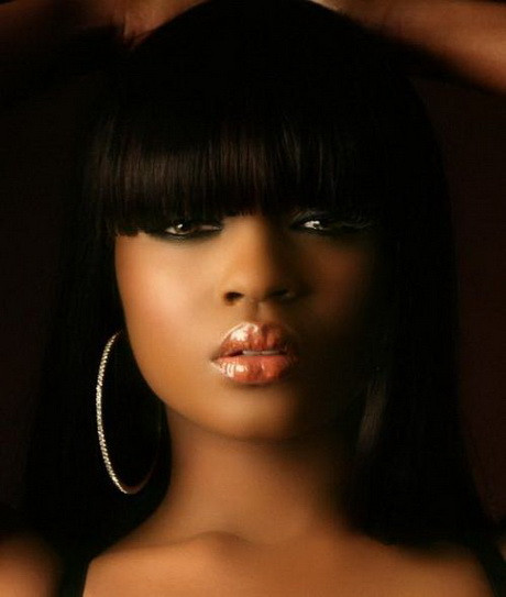 Best ideas about Chinese Bangs Black Hairstyle . Save or Pin Chinese bangs black hairstyle Now.