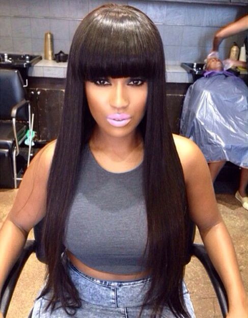 Best ideas about Chinese Bangs Black Hairstyle . Save or Pin 25 best ideas about Chinese Bangs on Pinterest Now.