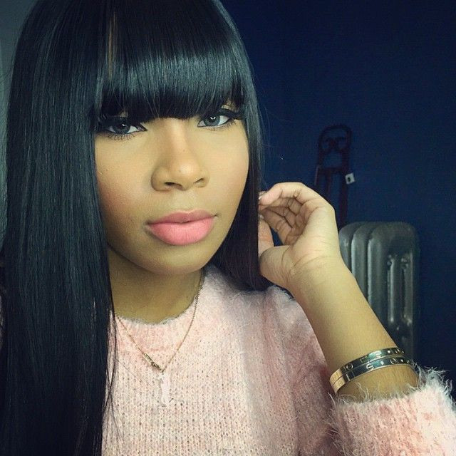 Best ideas about Chinese Bangs Black Hairstyle . Save or Pin Im thinking Chinese bang for new hairstyle but Idk I Now.