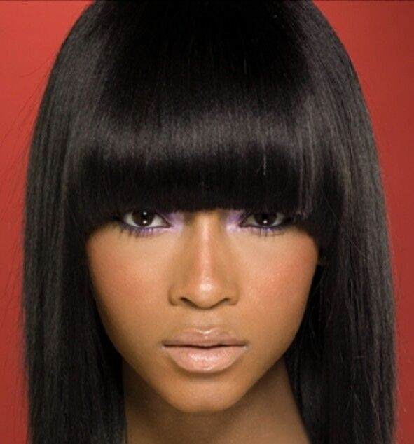 Best ideas about Chinese Bangs Black Hairstyle . Save or Pin Chinese bang hairstyles Hair Pinterest Now.