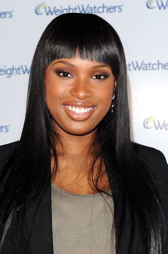 Best ideas about Chinese Bangs Black Hairstyle . Save or Pin black hairstyles updos chinese bang Now.