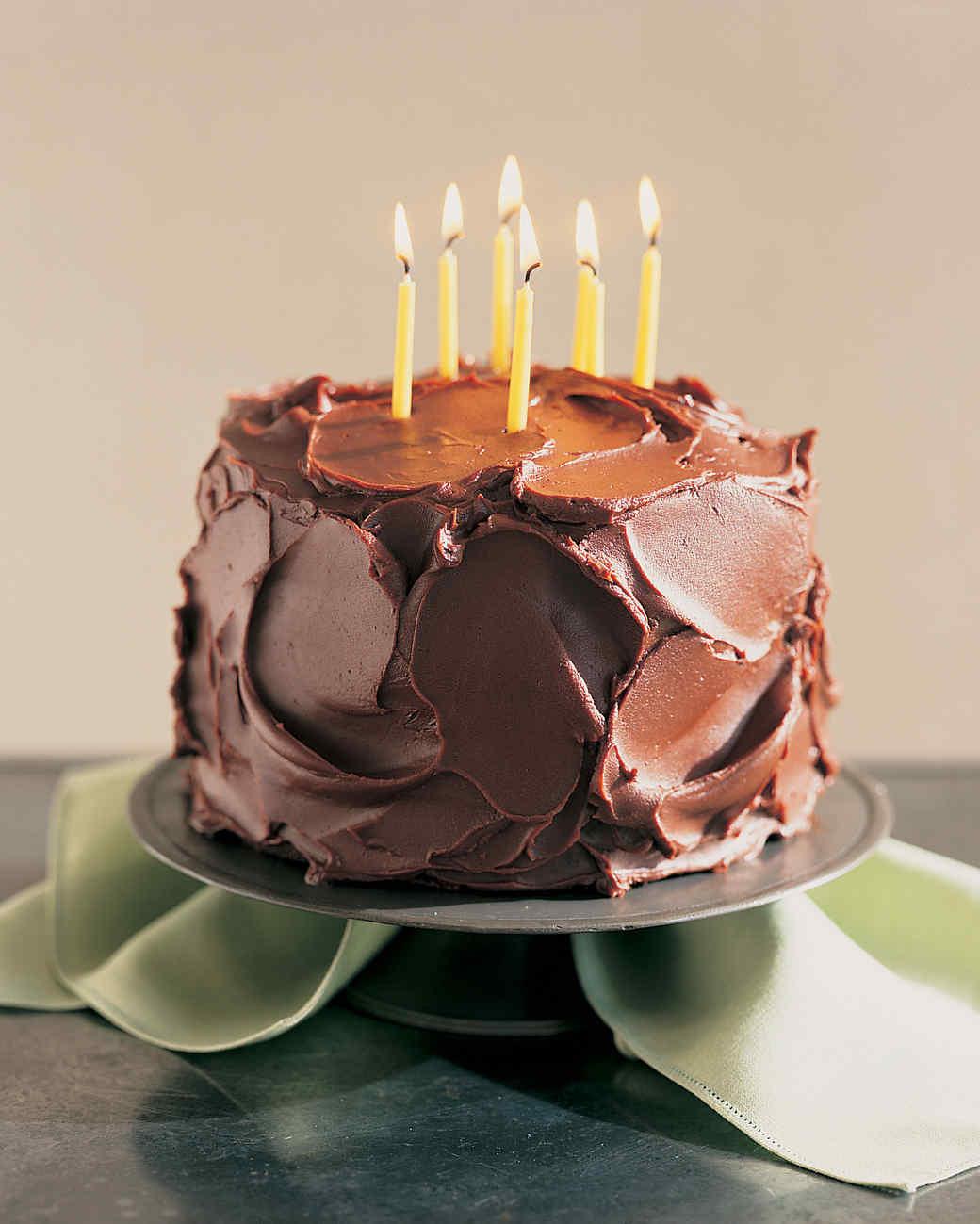 Best ideas about Chocolate Birthday Cake Recipes . Save or Pin Best Chocolate Cake Recipes Now.