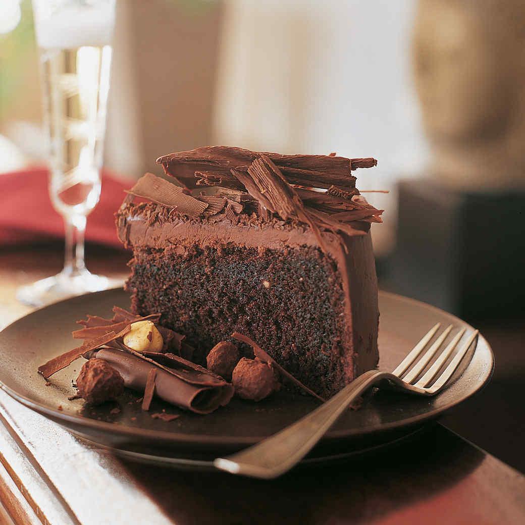 Best ideas about Chocolate Birthday Cake Recipes . Save or Pin Chocolate Cake Recipes Now.