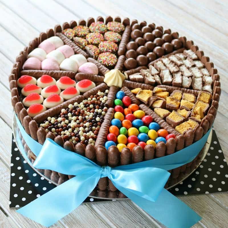Best ideas about Chocolate Birthday Cake Recipes . Save or Pin Easy Chocolate Birthday Cake lies chocolates & more Now.