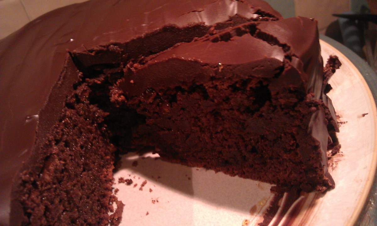 Best ideas about Chocolate Birthday Cake Recipes . Save or Pin Recipe 144 – Divine Chocolate Birthday Cake Now.