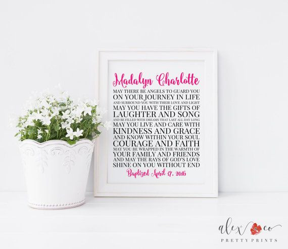 Best ideas about Christening Gift Ideas . Save or Pin Best 25 Baby christening ts ideas on Pinterest Now.
