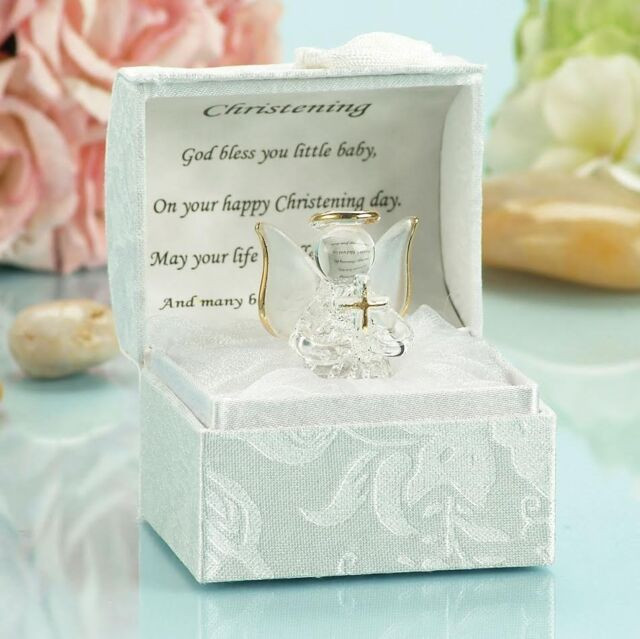 Best ideas about Christening Gift Ideas . Save or Pin Christening Gift Ideas for Girls and Boys Baptism Crystal Now.