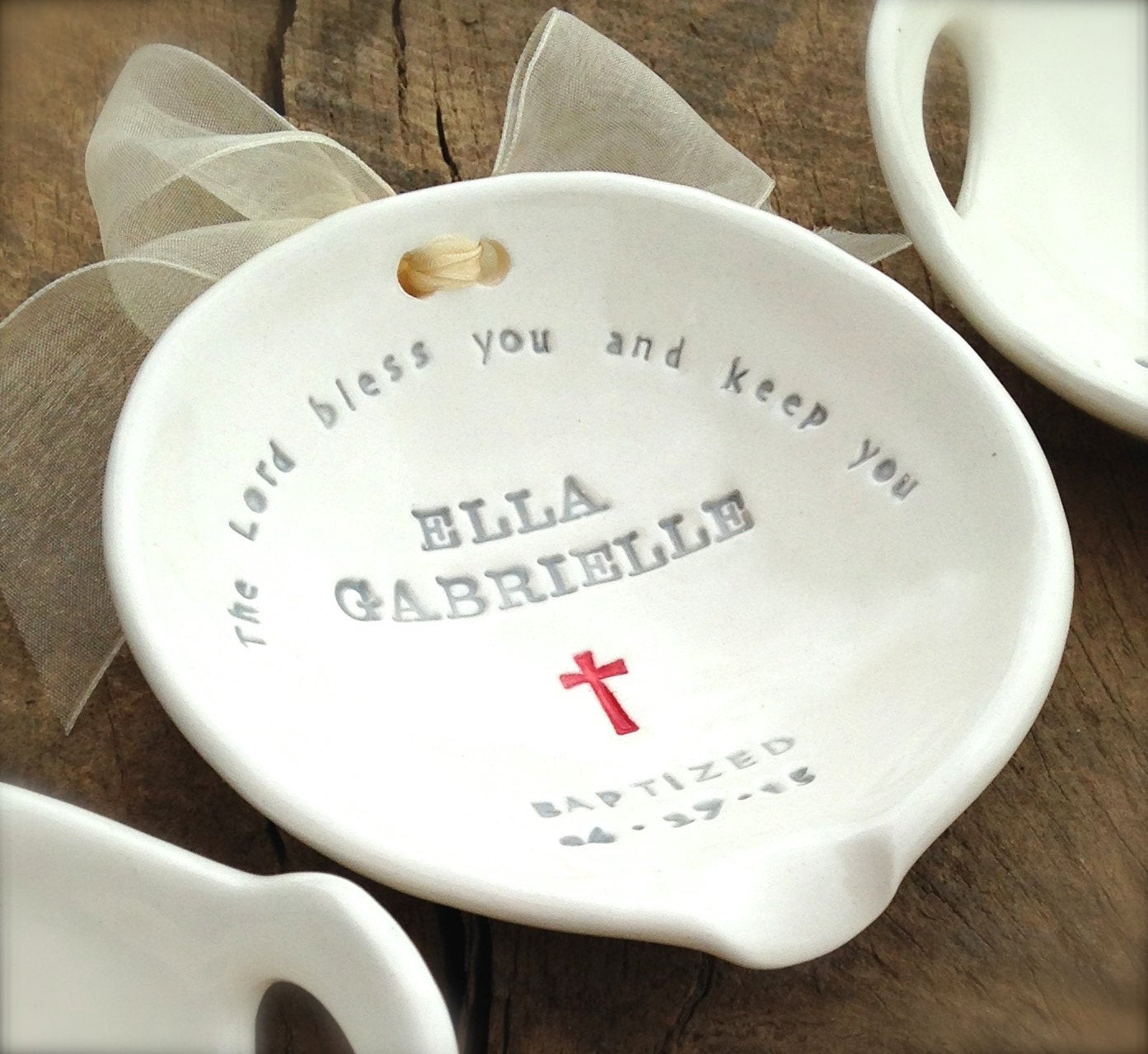 Best ideas about Christening Gift Ideas . Save or Pin Baptism Gift Girl Girl s Christening Gift Godchild Now.