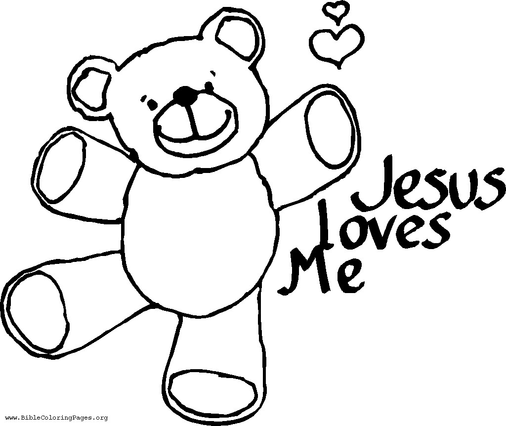 Best ideas about Christian Coloring Pages For Kids . Save or Pin Toddler Bible Coloring Pages Coloring Pages For Kids Now.