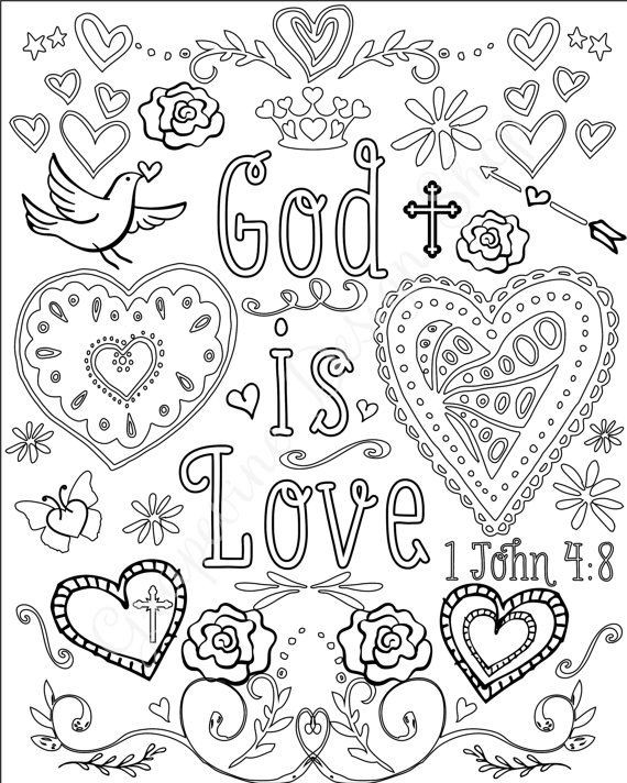 Best ideas about Christian Coloring Pages For Kids . Save or Pin Best 25 Bible coloring pages ideas on Pinterest Now.
