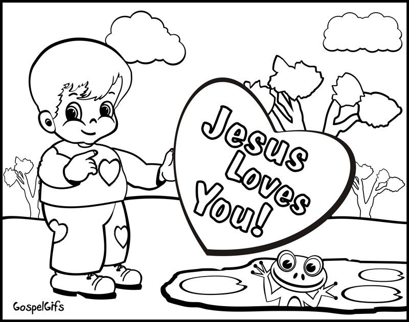 Best ideas about Christian Coloring Pages For Kids . Save or Pin High Resolution Coloring Free Christian Coloring Pages For Now.
