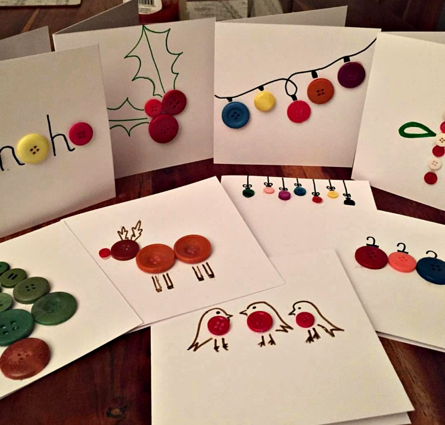 Best ideas about Christmas Card Craft Ideas . Save or Pin Upcycle Christmas Ideas Salvage Sister and Mister Now.