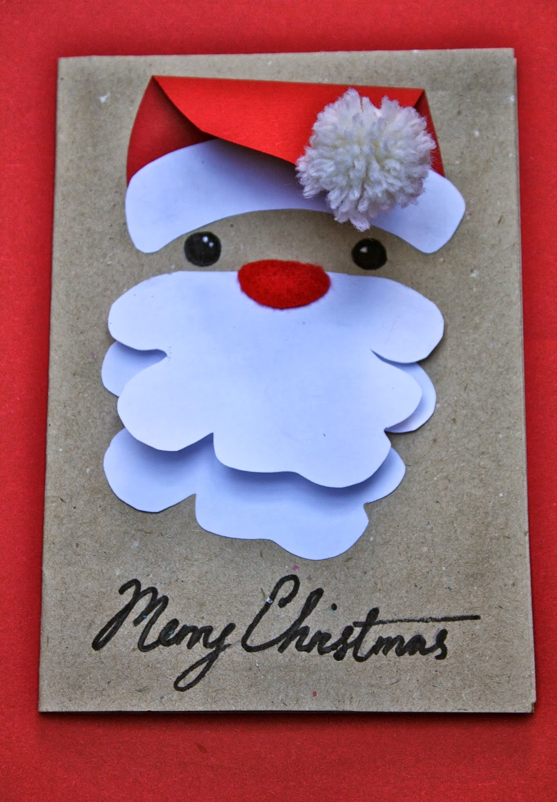 Best ideas about Christmas Card Craft Ideas . Save or Pin Bumper Christmas Craft Box Mrs Fox s life home crafts Now.