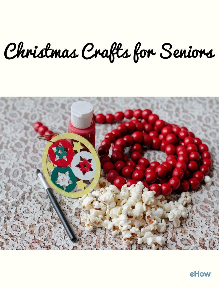 Best ideas about Christmas Crafts For Seniors . Save or Pin 17 Best images about seniors citizens helpful ideas on Now.