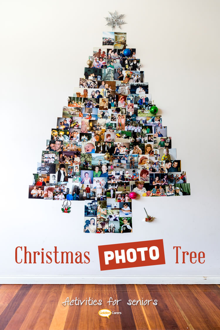 Best ideas about Christmas Crafts For Seniors . Save or Pin Christmas Tree Now.