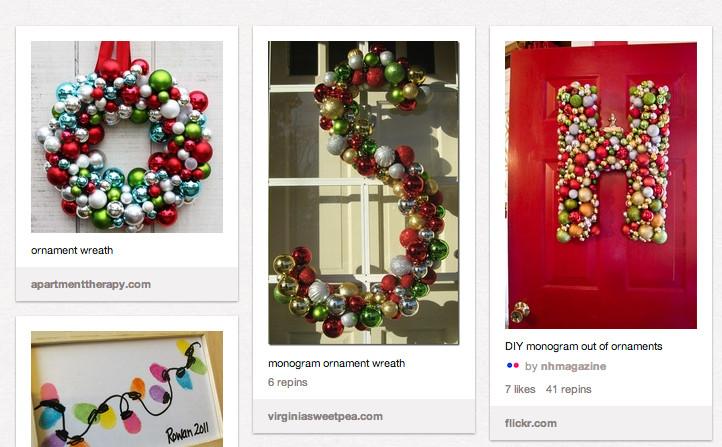 Best ideas about Christmas Decoration DIY Pinterest . Save or Pin Diy Christmas Decorations Pinterest Now.