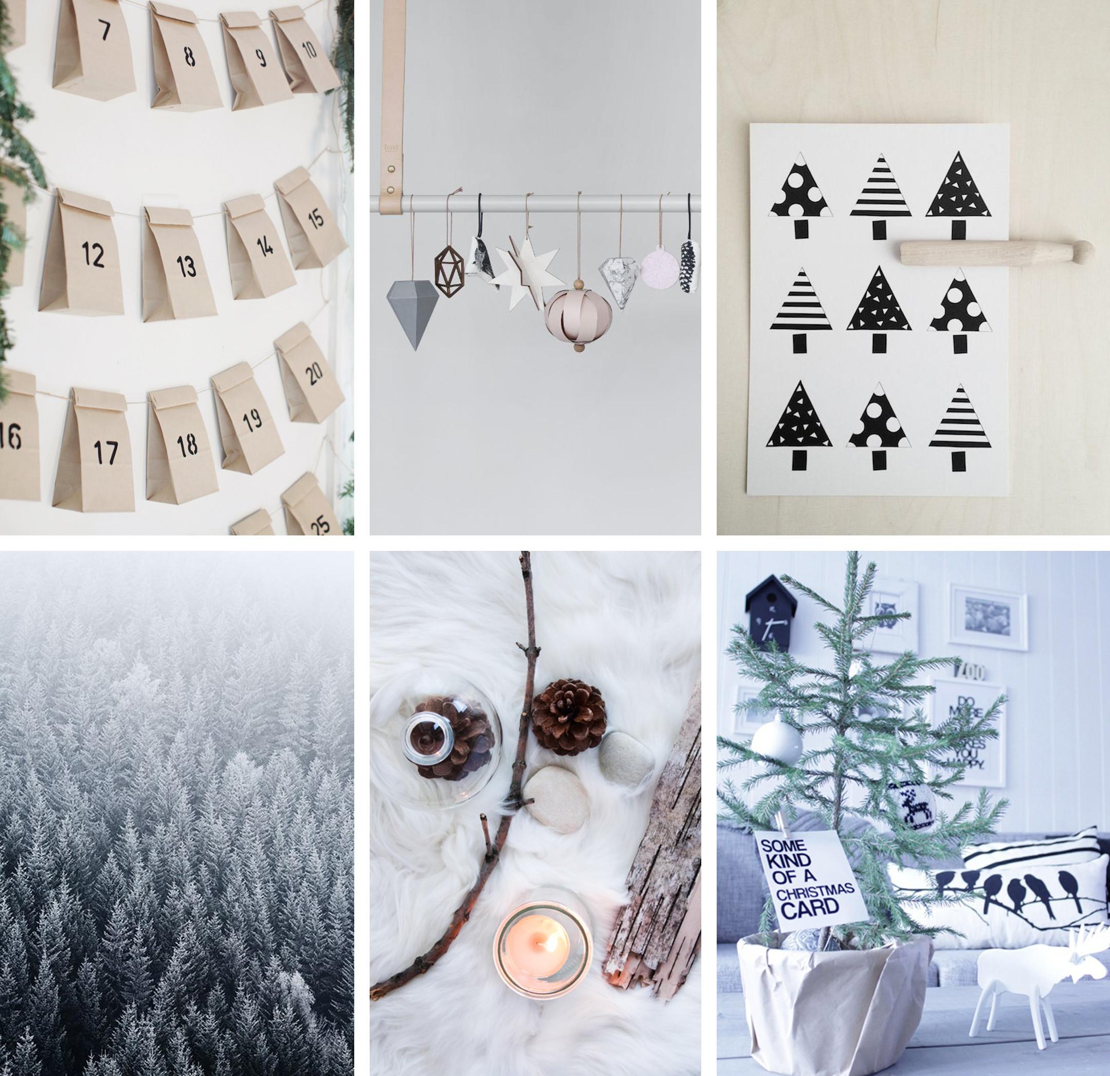 Best ideas about Christmas Decoration DIY Pinterest . Save or Pin christmas decoration inspiration diy xmas t ideas Now.