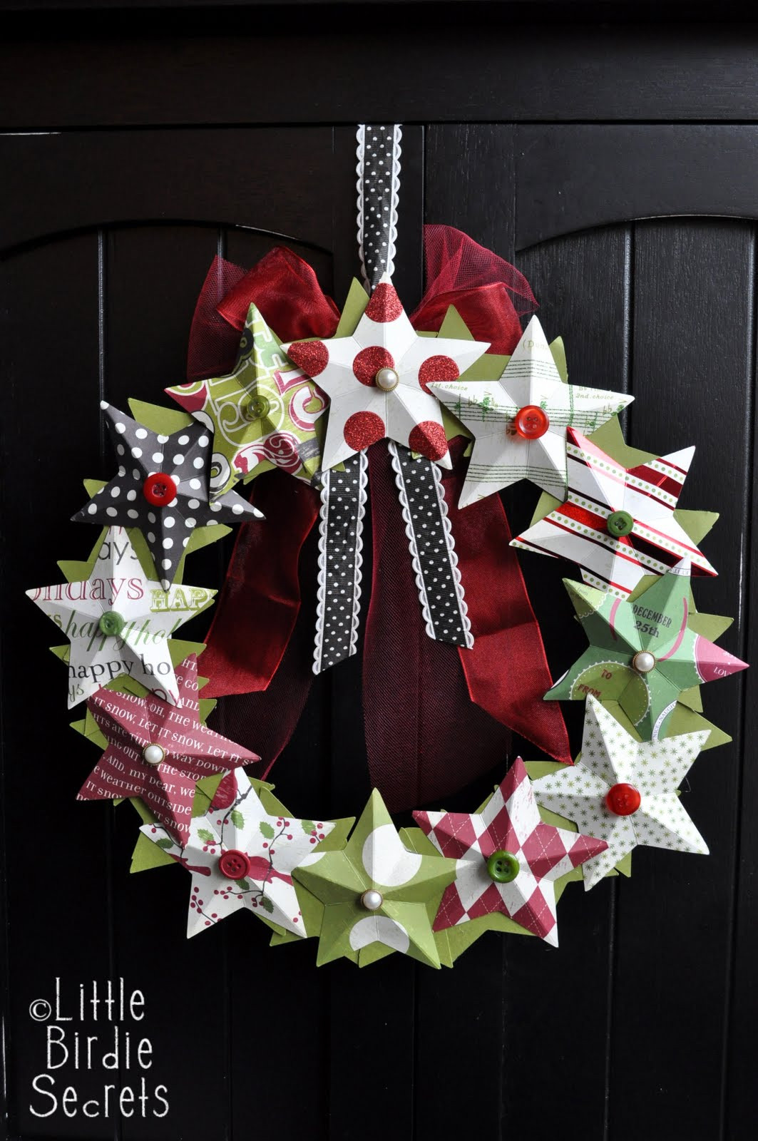 Best ideas about Christmas DIY Ideas . Save or Pin 20 Christmas Wreaths The 36th AVENUE Now.