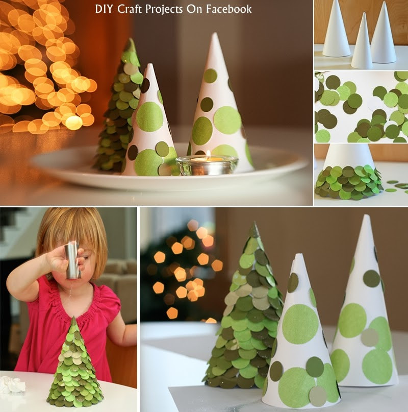 Best ideas about Christmas DIY Ideas . Save or Pin DIY Christmas Trees Ideas DIY Craft Projects Now.