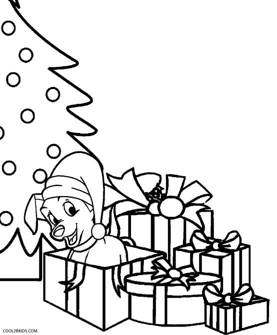 Best ideas about Christmas Dog Coloring Pages For Kids . Save or Pin Printable Puppy Coloring Pages For Kids Now.