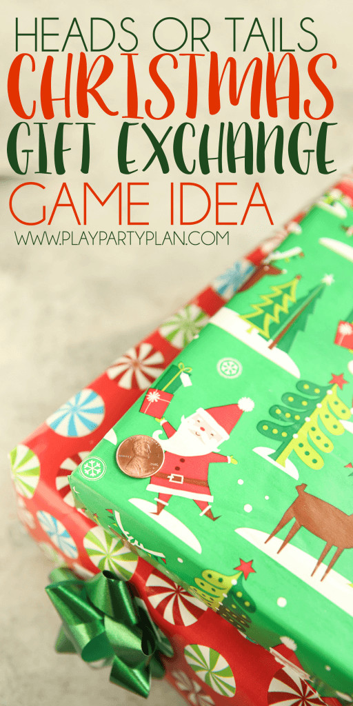 Best ideas about Christmas Gift Game Ideas . Save or Pin A Ridiculously Fun Heads or Tails White Elephant Gift Now.